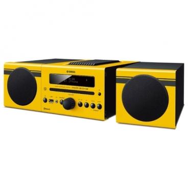 Музыкальный центр YAMAHA MCR-B043 Yellow