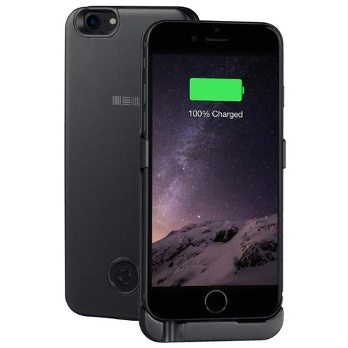 Чехол-аккумулятор INTERSTEP Metal battery case для iPhone 6/7/8