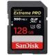 Карта памяти SanDisk Extreme PRO SDXC UHS-II 300MB/s 128GB