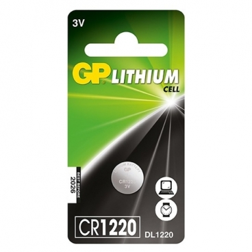 Батарейка GP Lithium Cell CR1220