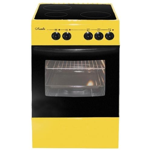 Плита Лысьва ЭПС 301 МС желтый