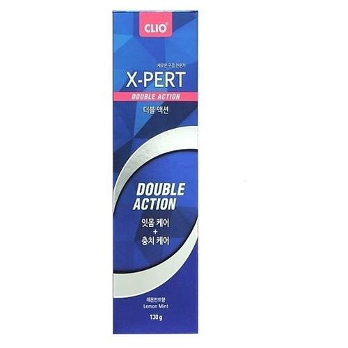 Зубная паста CLIO X-Pert Double Action, Lemon Mint