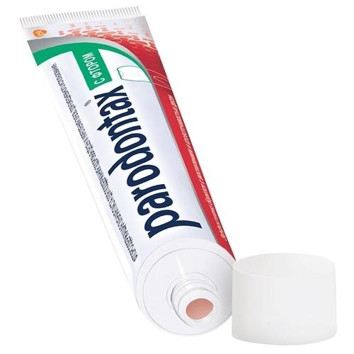 Зубная паста Parodontax С фтором