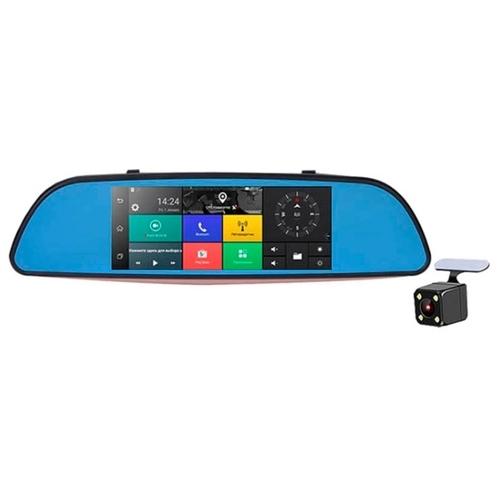 Видеорегистратор RECXON ASSIST V2, 2 камеры, GPS