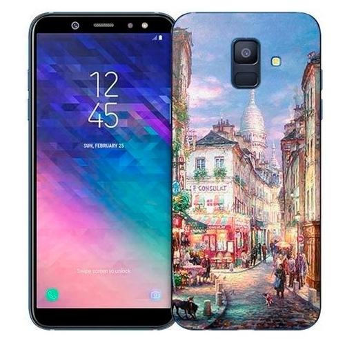 Чехол Gosso 714239 для Samsung Galaxy A6