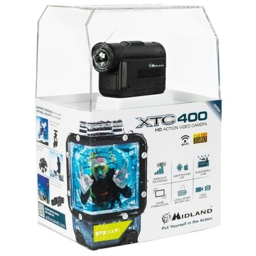 Экшн-камера MIDLAND XTC-400