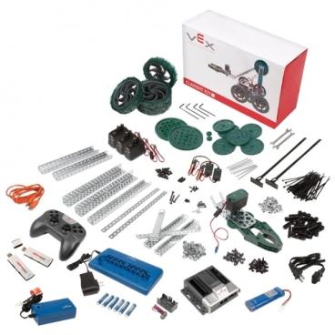 Электронный конструктор VEX Robotics EDR 276-2700 Стартовый набор с двойным управлением