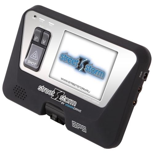 Видеорегистратор Street Storm CVR-5000DG, GPS