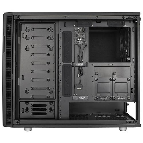 Компьютерный корпус Fractal Design Define R6 Blackout Edition Black