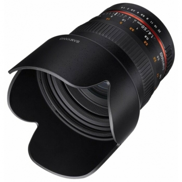 Объектив Samyang 50mm f/1.4 AS UMC Nikon F