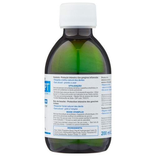 Curaprox Жидкость-ополаскиватель 0,20% хлоргексидина