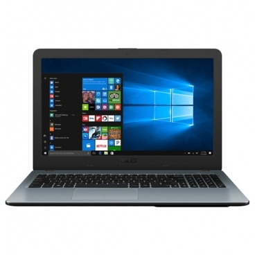 "Ноутбук ASUS VivoBook R540BA-GQ181T (AMD A6 9225 2600 MHz/15.6""/1366x768/4GB/500GB HDD/DVD нет/AMD Radeon R4 null/Wi-Fi/Bluetooth/Windows 10 Home)"