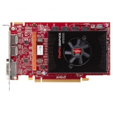 Видеокарта Sapphire FirePro W5000 825Mhz PCI-E 3.0 2048Mb 256 bit DVI