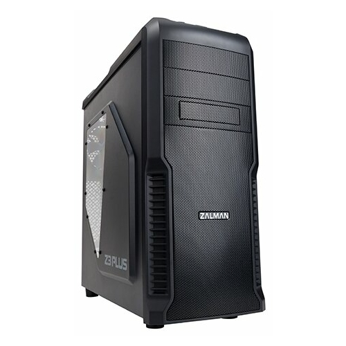 Компьютерный корпус Zalman Z3 Plus Black