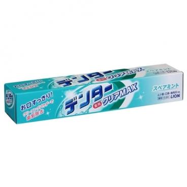 Зубная паста Lion Dentor Clear MAX Натуральная мята (в коробке)