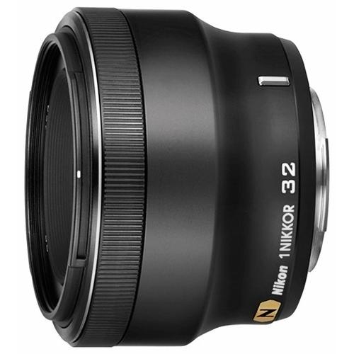 Объектив Nikon 32mm f/1.2 Nikkor 1
