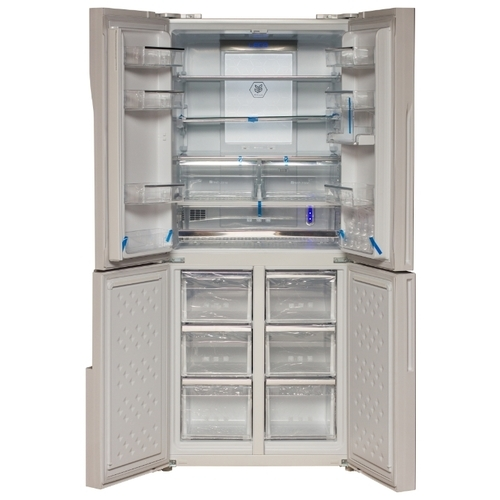 Холодильник REEX RF-SBS 18143 DNF IWGL