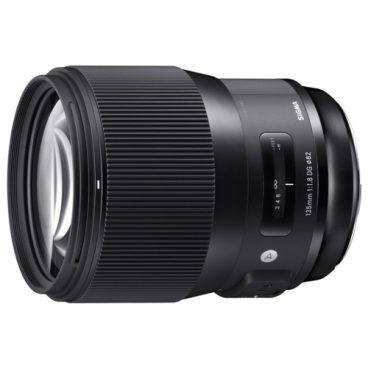 Объектив Sigma AF 135mm f/1.8 DG HSM Art Canon EF