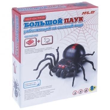 Электромеханический конструктор HLB На соленой воде 20003271 Большой паук