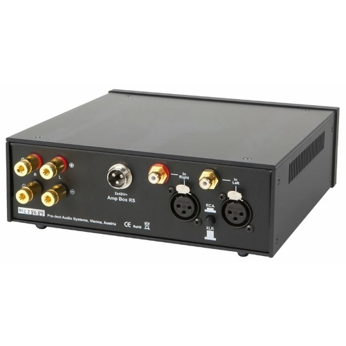 Усилитель мощности Pro-Ject Amp Box RS