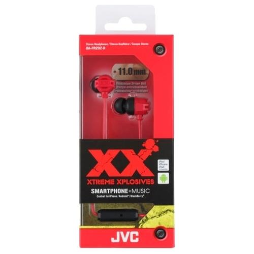Наушники JVC HA-FR202