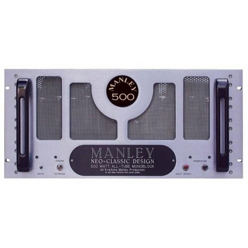 Усилитель мощности MANLEY Neo-Classic 500