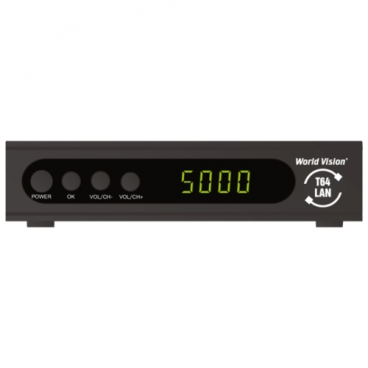 TV-тюнер World Vision T64LAN