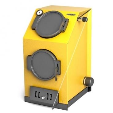 Твердотопливный котел TMF Прагматик Электро 20 кВт ТЭН 6 кВт одноконтурный