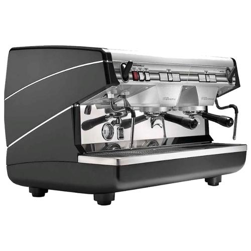 Кофеварка рожковая Nuova Simonelli Appia II Compact 2Gr S высокие группы