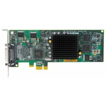 Видеокарта Matrox Millennium G550 126Mhz PCI-E 32Mb 333Mhz 64 bit DVI