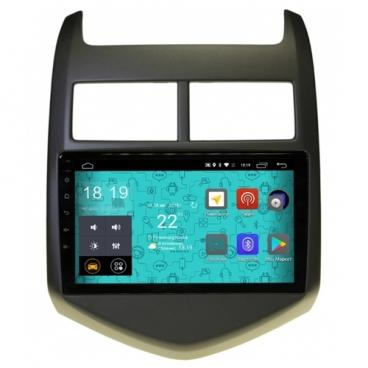 Автомагнитола Parafar IPS Chevrolet Aveo 2011-2014 Android 6.0 (PF992Lite)