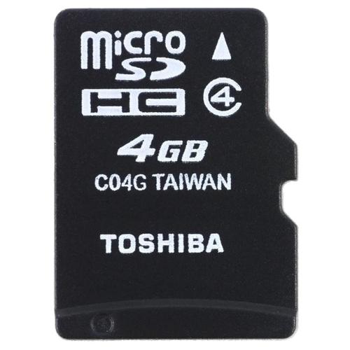 Карта памяти Toshiba THN-M102K*0M2