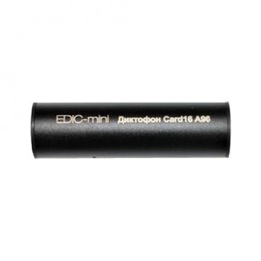 Диктофон Edic-mini Card 16 A96