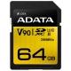 Карта памяти ADATA Premier ONE SDXC UHS-II U3 Class 10 64GB