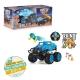 Машинка Junfa toys Monster Smash Ups разбирающийся внедорожник Rhino