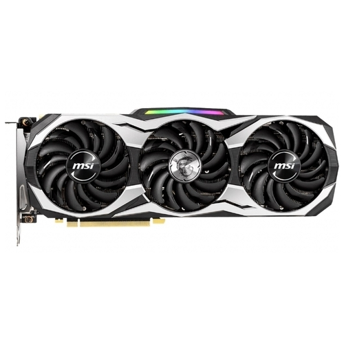 Видеокарта MSI GeForce RTX 2080 TI 1350MHz PCI-E 3.0 11264MB 14000MHz 352 bit 3xDisplayPort HDMI HDCP DUKE OCV1