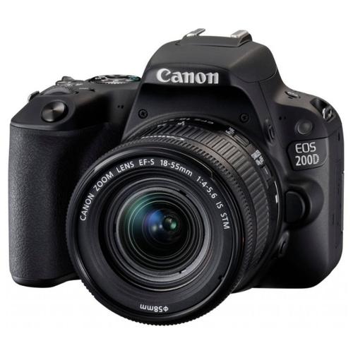 Фотоаппарат Canon EOS 200D Kit