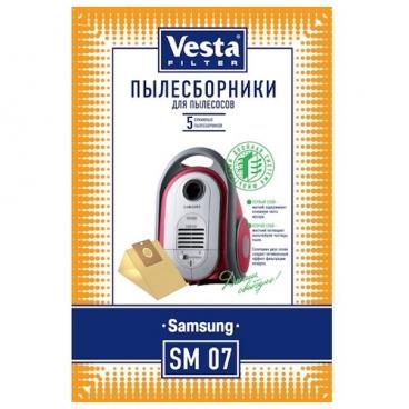 Vesta filter Бумажные пылесборники SM 07