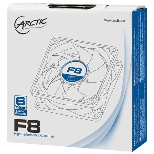 Система охлаждения для корпуса Arctic Arctic F8 Value Pack