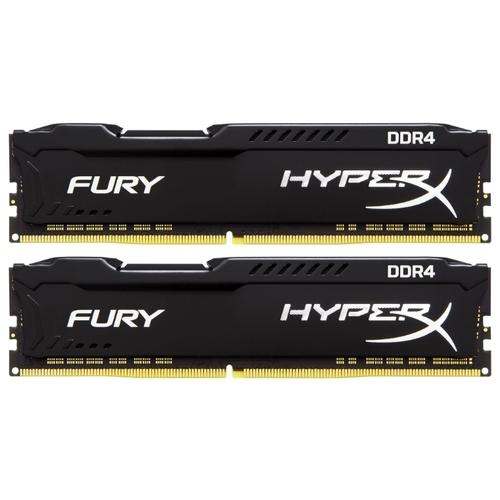 Оперативная память 16 ГБ 2 шт. HyperX HX429C17FBK2/32