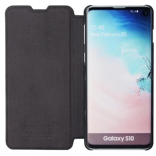 Чехол G-Case Slim Premium для Samsung Galaxy S10 (книжка)