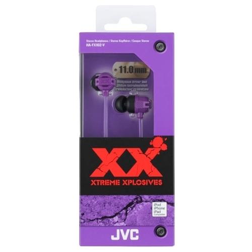 Наушники JVC HA-FX102