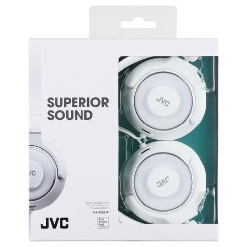 Наушники JVC HA-S220