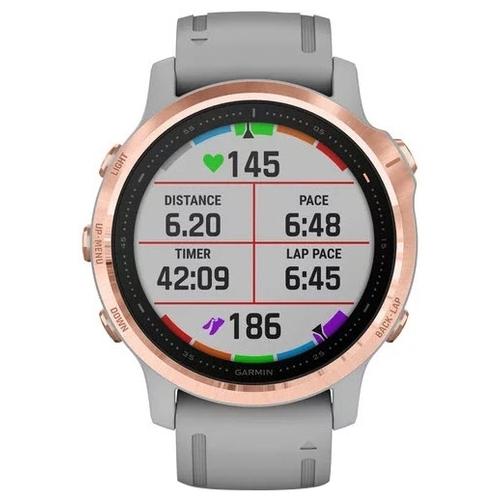 Часы Garmin Fenix 6S Sapphire