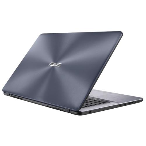 "Ноутбук ASUS Vivobook 17 X705MB (Intel Pentium N5000 1100 MHz/17.3""/1600x900/4GB/1000GB HDD/DVD нет/NVIDIA GeForce MX110 2GB/Wi-Fi/Bluetooth/Windows 10 Home)"