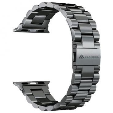 Lyambda Ремешок из нержавеющей стали Keid для Apple Watch 38/40 mm
