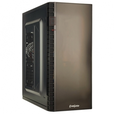 Компьютерный корпус ExeGate XP-331U 600W Black