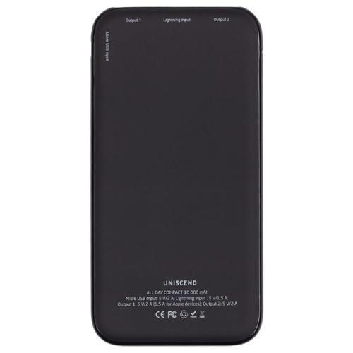 Аккумулятор Uniscend All Day Compact 10000 mAh