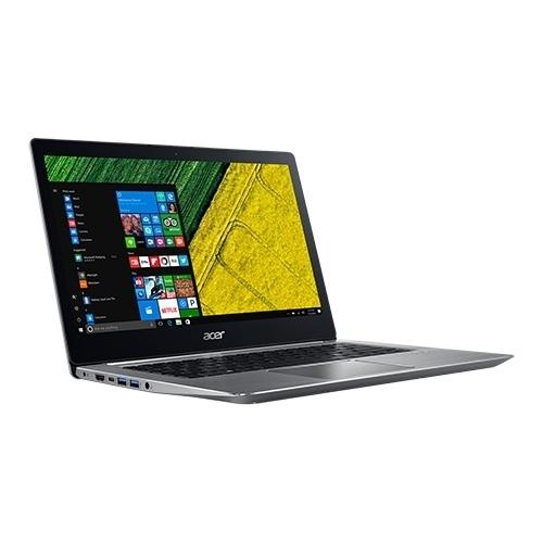"Ноутбук Acer SWIFT 3 (SF314-52-57X1) (Intel Core i5 7200U 2500 MHz/14""/1920x1080/8Gb/256Gb SSD/DVD нет/Intel HD Graphics 620/Wi-Fi/Bluetooth/Windows 10 Home)"
