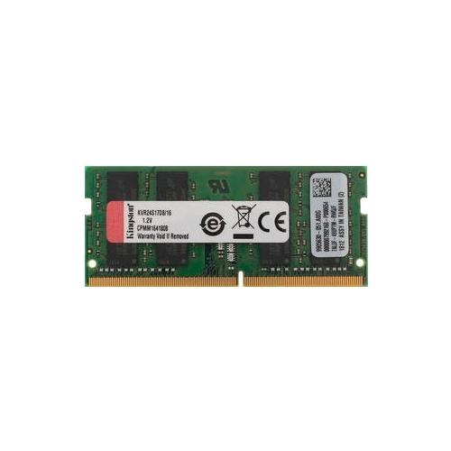 Оперативная память 16 ГБ 1 шт. Kingston KVR24S17D8/16